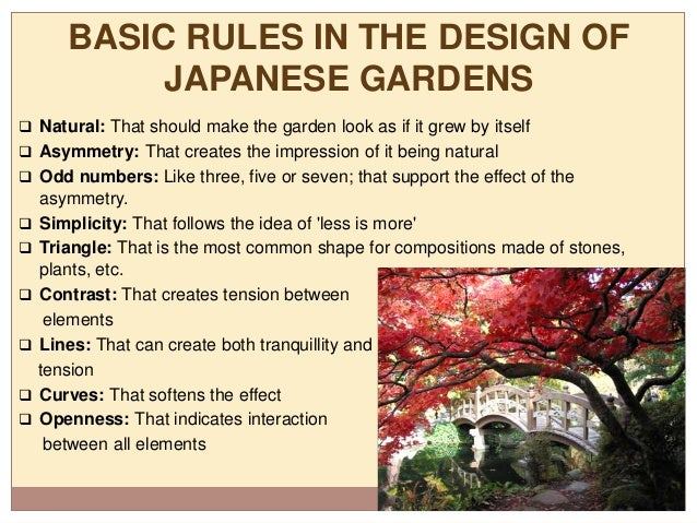 Japanese gardens study for Making a small japanese garden