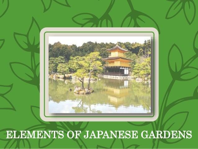 Elements Of A Japanese Garden Perfect Best Japanese Gardens Ideas