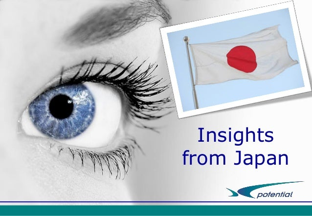 Insightsfrom Japan