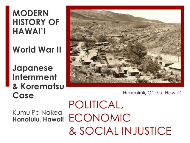 modern world history korematsu vs Korematsu v united states (1944) was a significant united states supreme  court case that ruled that the government's use of japanese internment.