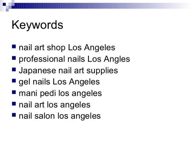 Japanese nail art supplies 3 keywords nail art shop los angeles professional nails los angles japanese prinsesfo Images