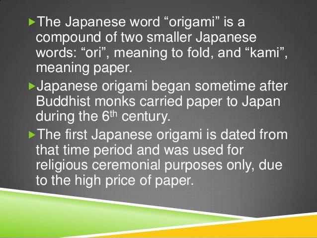 Animal Symbolism - The Paper Crane Origami   479x638