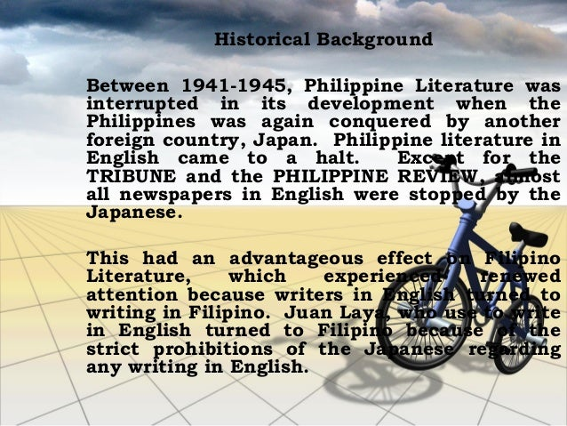 Book report short story tagalog - College paper Sample