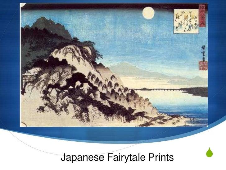Japanese Fairytale Prints<br />