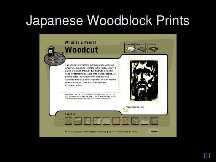 Japanese Woodblock Prints<br />[1]<br />