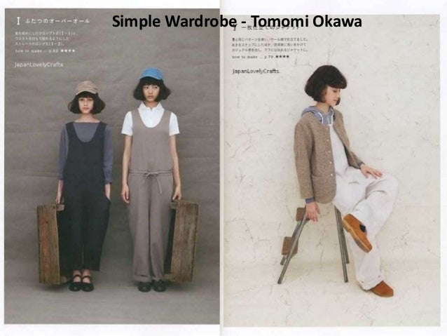 Japanese Sewing Patterns