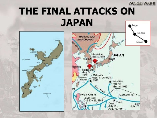 Japan pacific war endgame