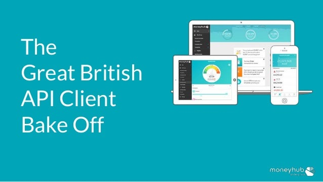 The Great British API Client Bake Off