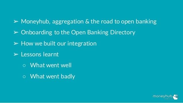 The Great British API Client Bake Off #fapisum - Japan/UK Open Banking and APIs Summit 2018 - July 24, 2018 Slide 2