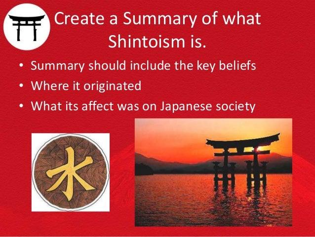 Shintoism indigenous religion of Japan