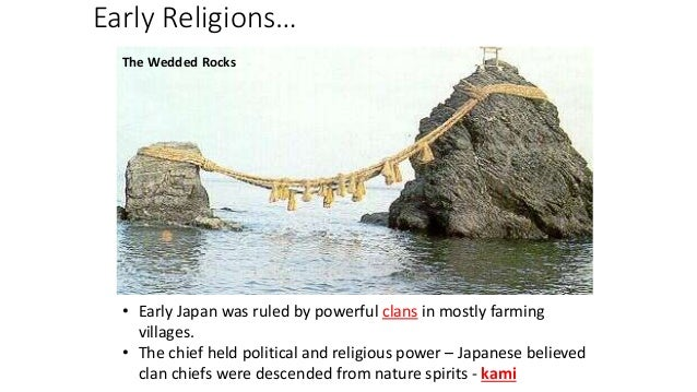 Japan religions