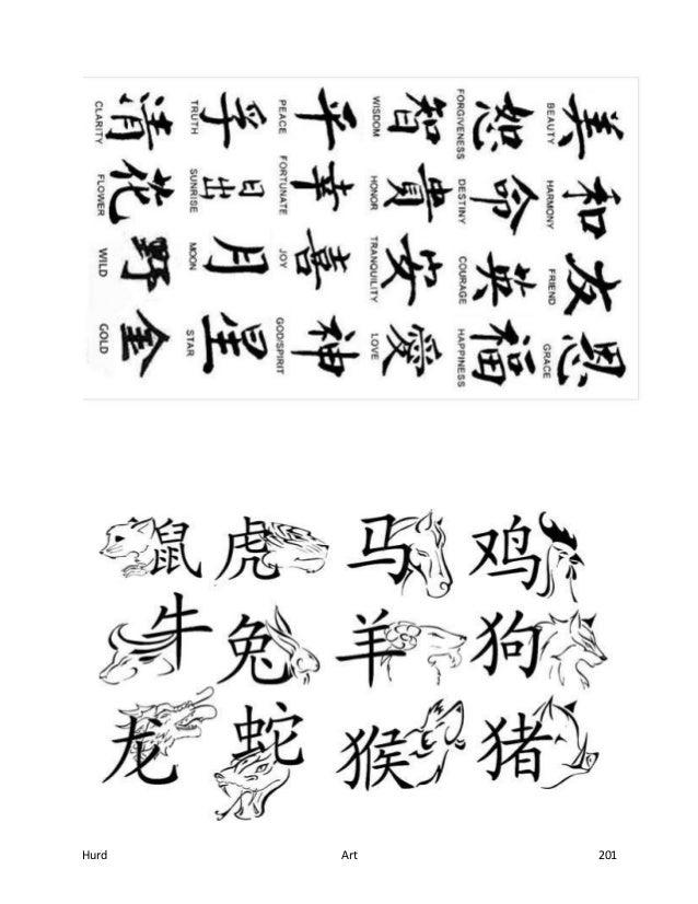 Japanse Symbols