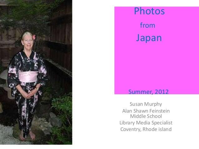 Photos  hoto Albu                from                         Japan            aparom   Sum             Summer, 2012      ...