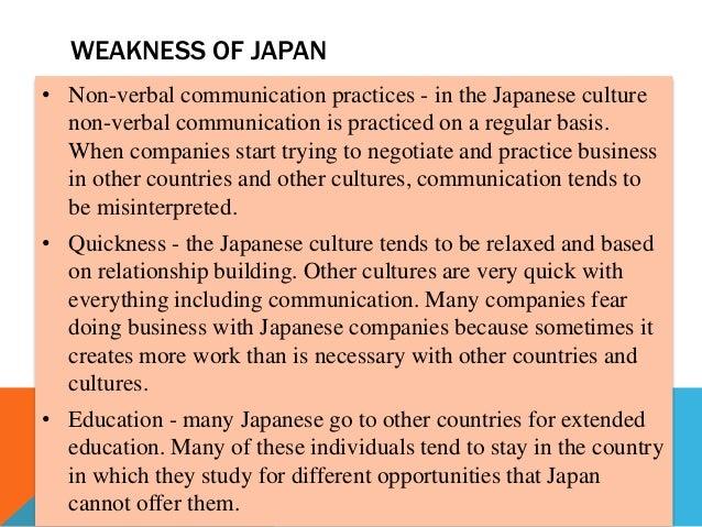 Japanese Verbal Communication