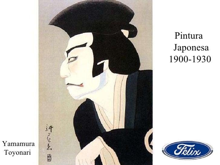 Yamamura Toyonari Pintura  Japonesa 1900-1930