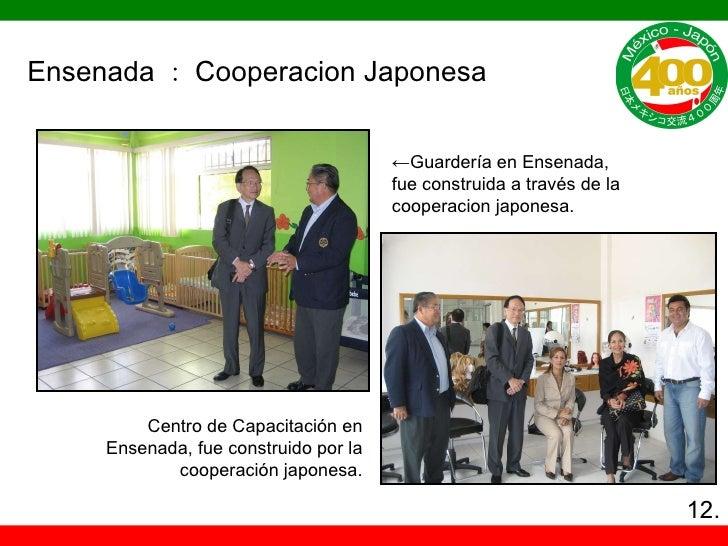 Ensenada : Cooperacion Japonesa Centro de Capacitación en Ensenada, fue construido por la cooperación japonesa. ← Guarderí...