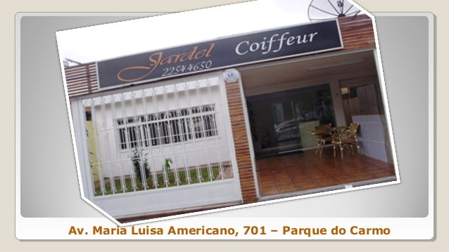 Av. Maria Luisa Americano, 701 – Parque do Carmo