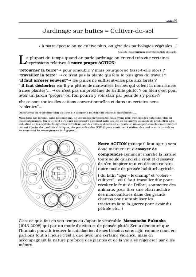 """pctcv01 Jardinagesurbuttes=Cultiverdusol «ànotreépoqueonnecultiveplus,ongèredespathologiesvégétales..."""" ..."""