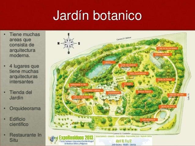 Jardin botanico en medellin 1 for Jardin botanico numero telefonico
