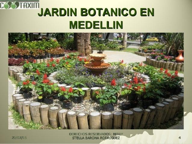 Cootaxim portal tur stico del eje cafetero destino el for Bodas en el jardin botanico medellin
