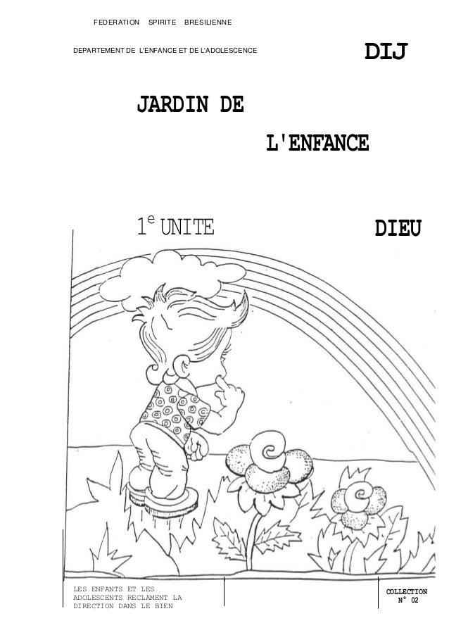 FEDERATION   SPIRITE   BRESILIENNEDEPARTEMENT DE LENFANCE ET DE LADOLESCENCE                                              ...