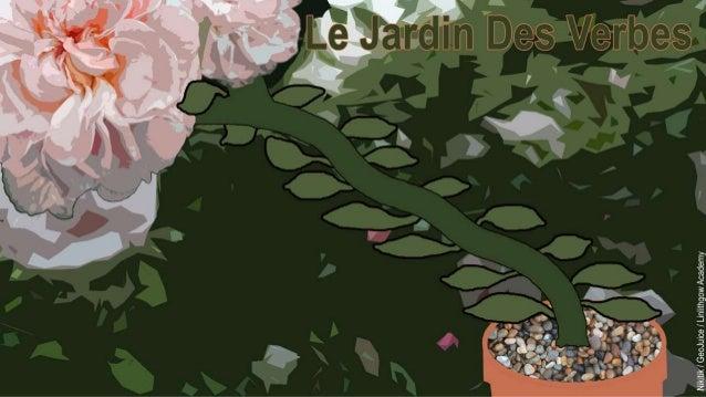 Jardin des Verbes