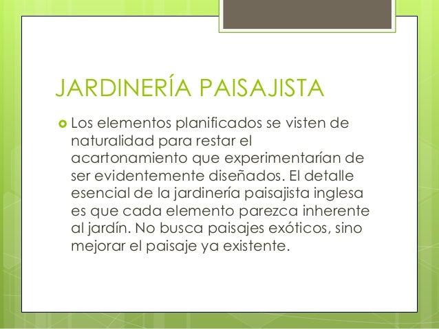 Jardiner Ia Paisajista Paola Karina Fagil