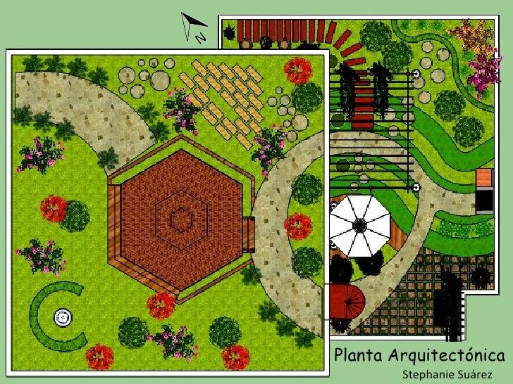 Jardines de techos for Plantas modernas para jardin
