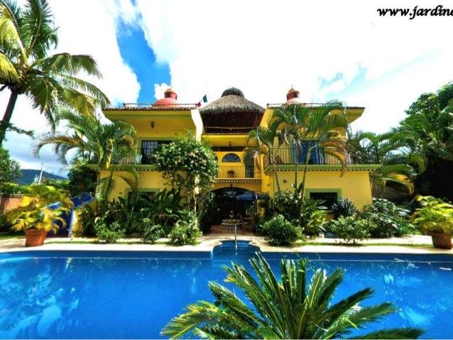 "A vendre magnifique résidence ""Jardin el tuito"" Puerto Vallarta"