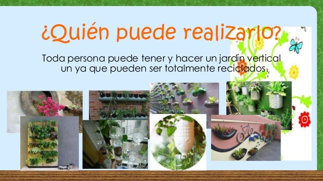 Jardines verticales c for Como se construye un jardin vertical