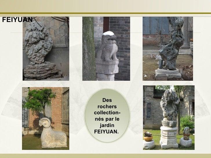 FEIYUAN Des rochers collection-nés par le jardin FEIYUAN.
