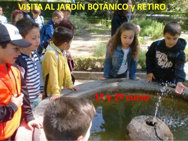 Jard n bot nico retirto 1 y 2 pereda legan s for Jardin botanico cursos