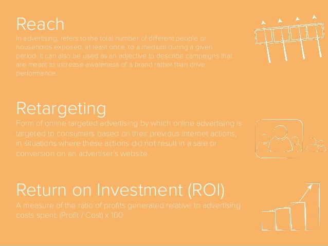 Return on Ad Spend (ROAS) A measure of the ratio of revenues generated as a result of a particular marketing campaign rela...