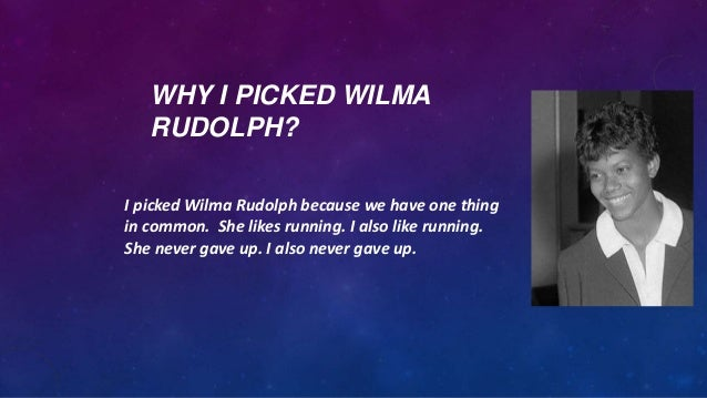 8 Interesting Facts About Wilma Rudolph