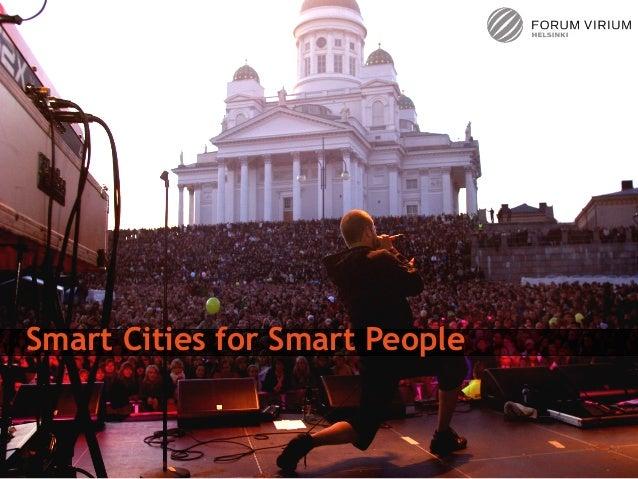 Smart City Community