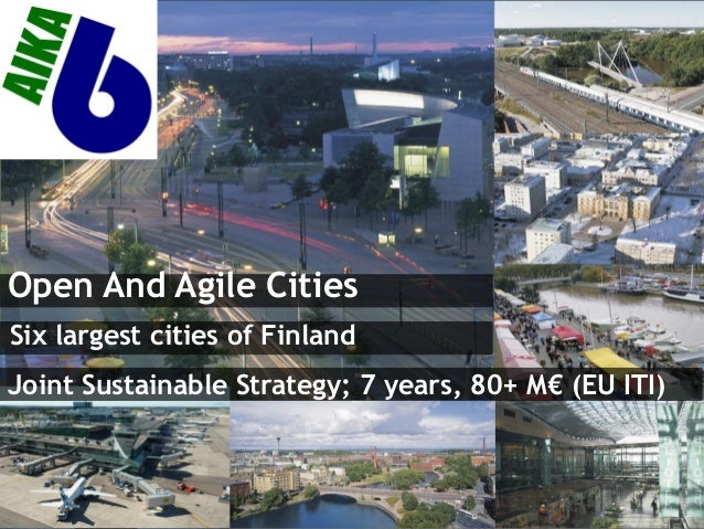Growing an Open City - Jarmo Eskelinen