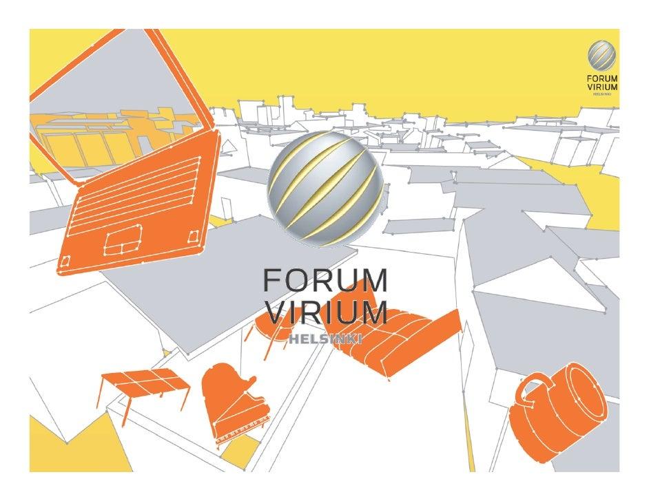 2                           2 © Forum Virium Helsinki
