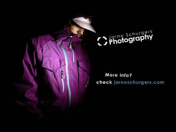 Jarno Schurgers Photography Portfolio