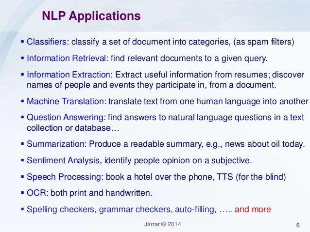 Good Natural Language Processing Book