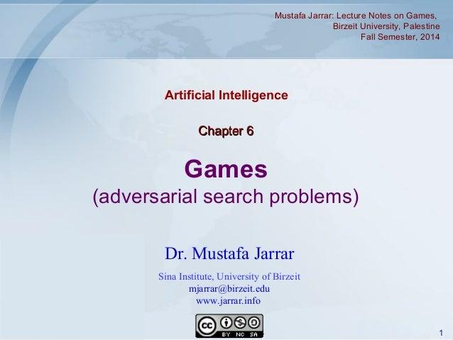 Jarrar © 2014 1 Dr. Mustafa Jarrar Sina Institute, University of Birzeit mjarrar@birzeit.edu www.jarrar.info Mustafa Jarra...