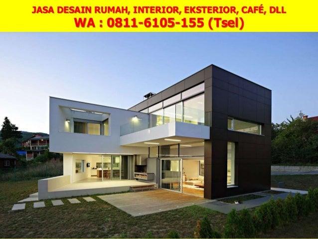 0811 6105 155 Tsel Harga Desain Arsitek Per Meter Di Medan