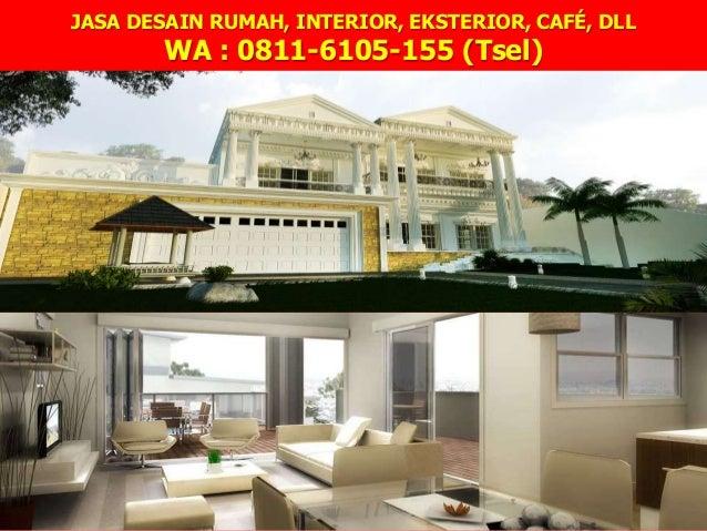 0811 6105 155 Tsel Harga Jasa Desain Rumah 3d Di Medan