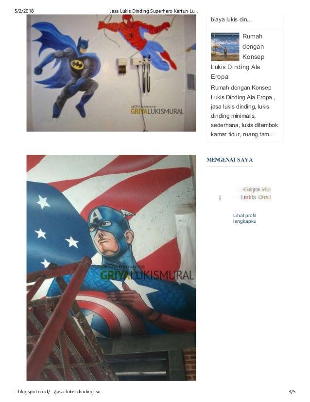 90 Koleksi Gambar Lukisan Rumah Kartun Terbaru