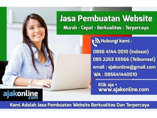 WA 0856 4144 0010 jasa seo, jasa pembuatan website, pembuatan web