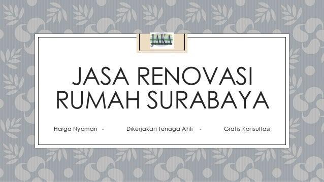 Jasa Perbaikan Rumah Bocor Murah Surabaya WA 0812 3333