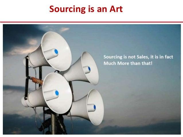 How to Build a Sourcing Team - Jashan Joshi - Strategy Hub Slide 3