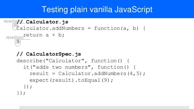 Testing JavaScript with Jasmine in Rails Applications