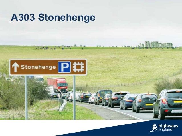 A303 Stonehenge