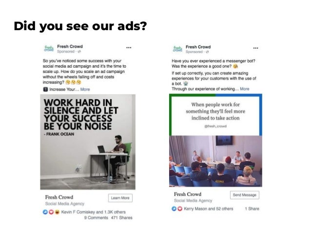 5 Tips To Guide the Customer Journey Using Facebook Ads and