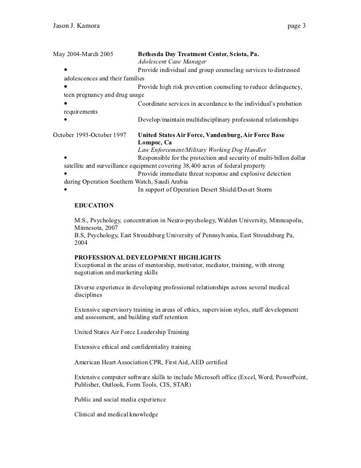 Sample Resume Medical Office Manager